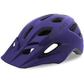 Giro Verce Fietshelm Dames violet/zwart